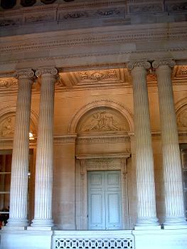 Paris - Hôtel de la Monnaie - Escalier d'honneur