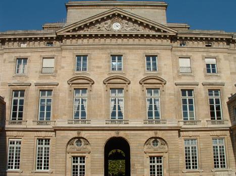 Paris - Hôtel de la Monnaie - Façade côté cour