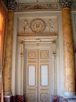 Paris - Hôtel de la Monnaie - Salon d'Honneur - Décoration