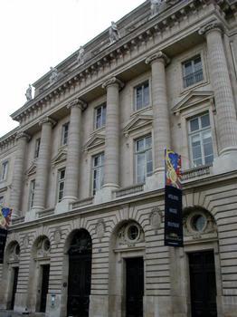 Hôtel de la Monnaie, Paris.Entrée