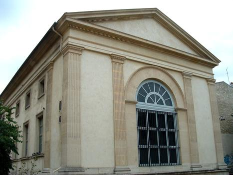 Paris - Museum National d'Histoire Naturelle - Jardin des plantes - Galerie de minéralogie par Rohault de Fleury (1836)
