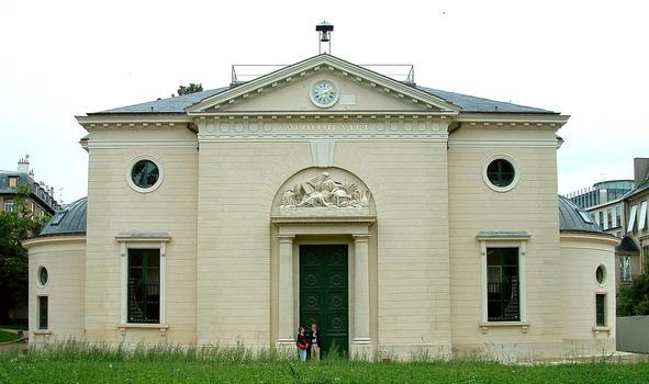 Jardin des Plantes / Muséum d'histoire naturelle, Paris. Great Amphitheater