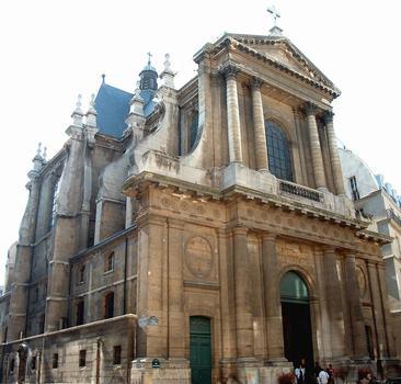 Temple de l'Oratoire - Ensemble