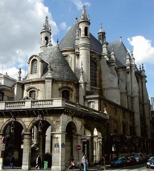 Temple de l'Oratoire, Paris.