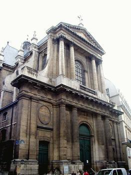 Temple de l'Oratoire - Façade