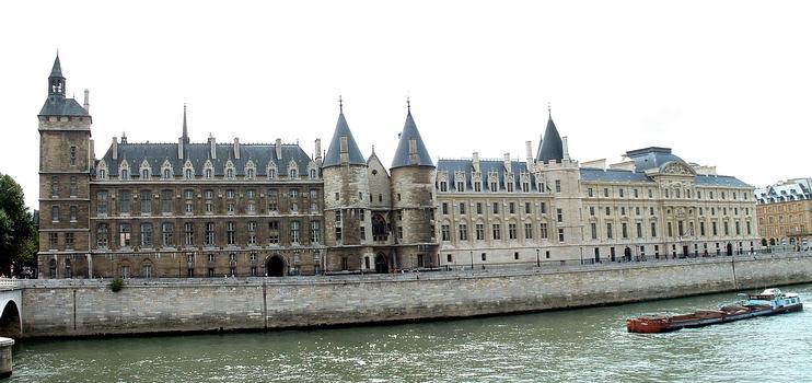 Palais de Justice - Conciergerie, Paris