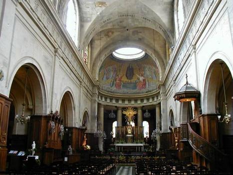 Eglise Sainte-Elisabeth, Paris