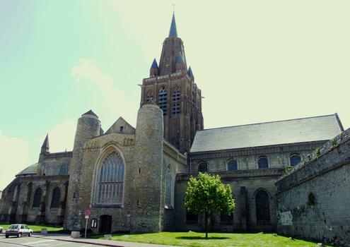 Calais - Eglise Notre-Dame