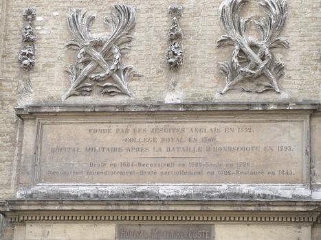 Saint-Omer - Ancien collège des jésuites anglais