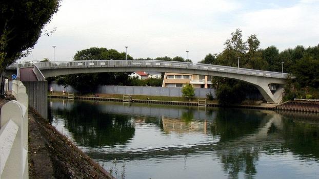 Passerelle de Créteil-Saint-Maur