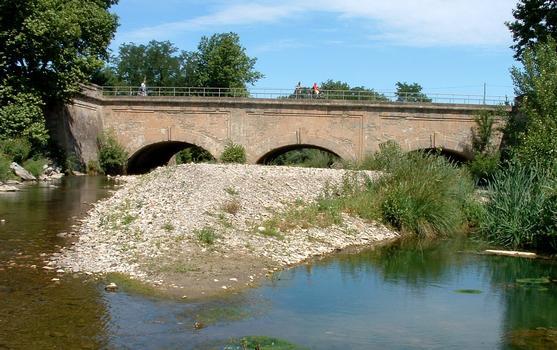 Kanalbrücke Trèbes