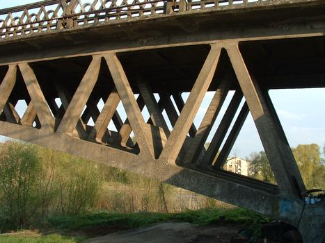 Boutiron-Brücke, Vichy