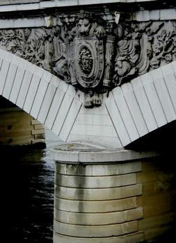 Pont d'Austerlitz - Décoration