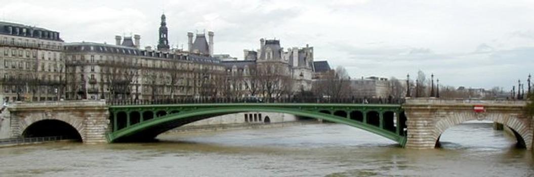 Pont Notre-Dame à Paris