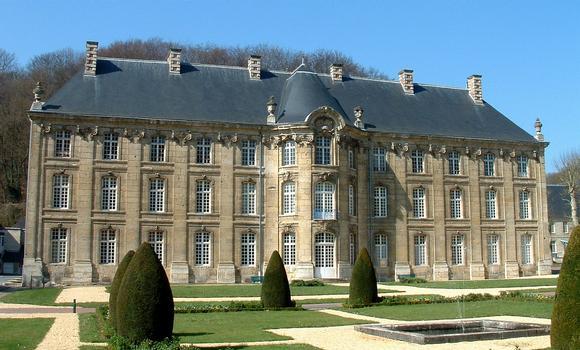Centre hospitalier de Prémontré - Anncienne abbaye de Prémontré - Palais abbatial - 2