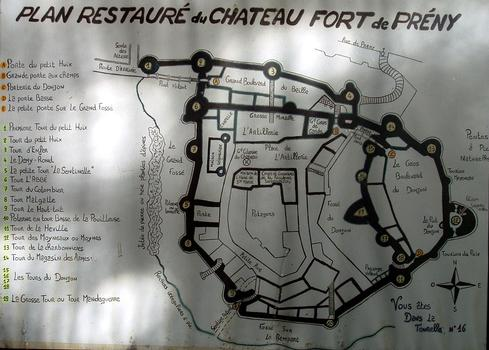Preny Fortfied Castle