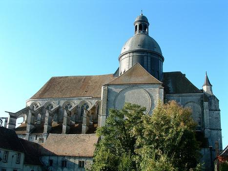 Eglise Saint-Quiriace, Provins