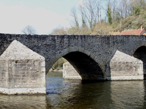 Römerbrücke Menat