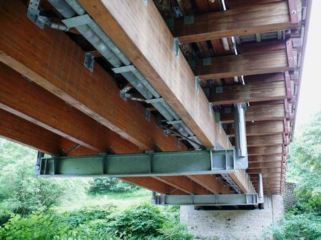 Straßenbrücke Saint-Gervais-sous-Meymont