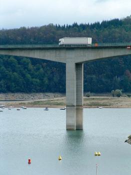 Pont de la Pyle Pile