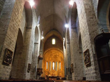 Arles-sur-Tech - Abbaye Sainte-Marie