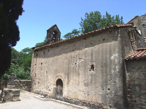 Maureillas-las-Illas - Chapelle Saint-Martin de Fenollar