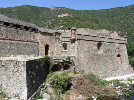 Villefranche-de-Conflent - Fort Liberia