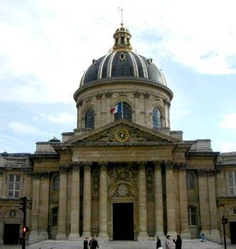 Collège des Quatre-Nations, Paris. Institut de France