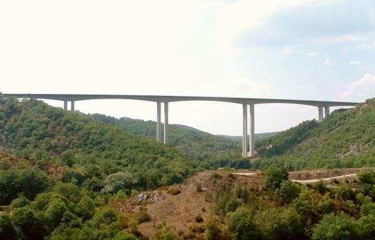 Viaduc de la Rauze (A 20)