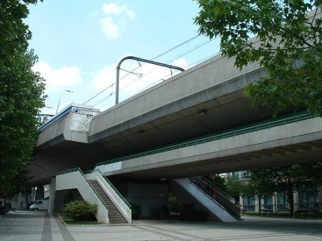 RER A Marne Bridge