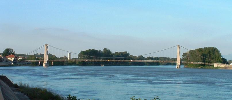 Eisenbahnbrücke La-Voulte-sur-Rhône.