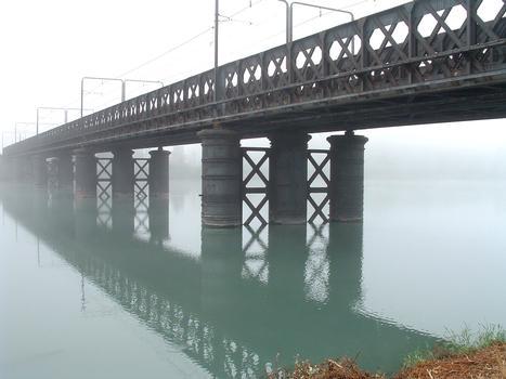 Viadukt bei Culoz