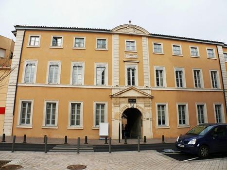 Villefranche-sur-Saône - Ancien Hôtel-Dieu