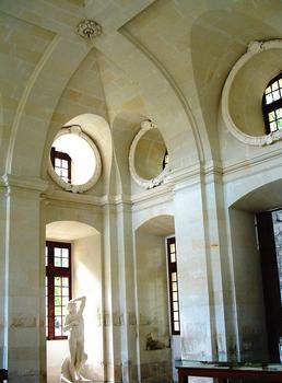 Château de Richelieu - Le Dôme - Intérieur