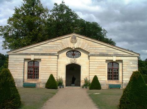 Château de Richelieu - Cave