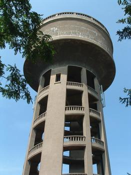 Water tower, Roanne