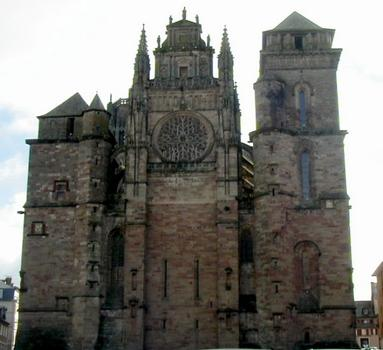 Kathedrale in Rodez
