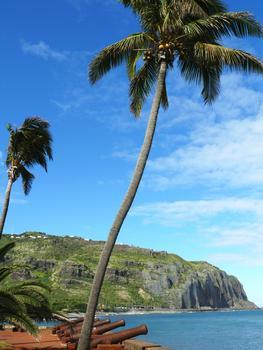 La Réunion - RN1 - Route du Littoral
