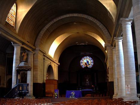 Eglise Saint-Charles-Borromée, Sedan