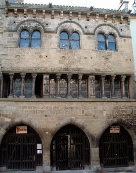 Old city hall, Saint-Antonin-Noble-Val