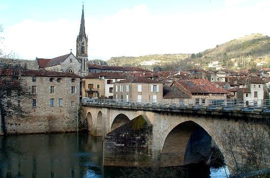 Pont de Saint-Antonin-Noble-Val