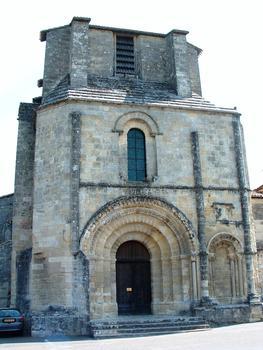 Kirche in Saint-Emilion