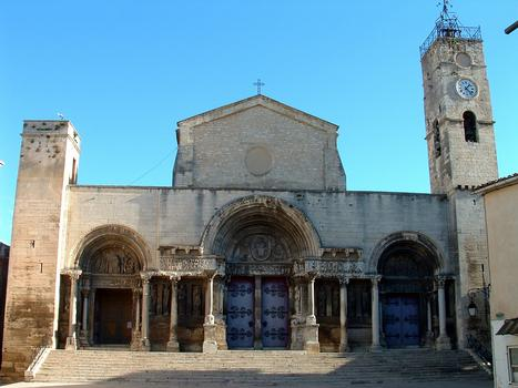 Abtei Saint-Gilles, Saint-Gilles-du-Gard