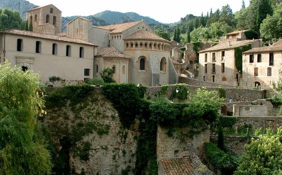 Abbaye de Gellone, Saint-Guilhem-le-Désert