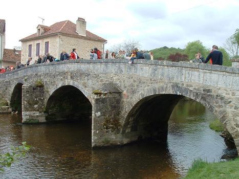 Sain-Jean-de-Cole - Pont Vieux - Ensemble