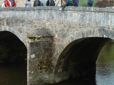 Saint-Jean-de-Cole - Pont Vieux