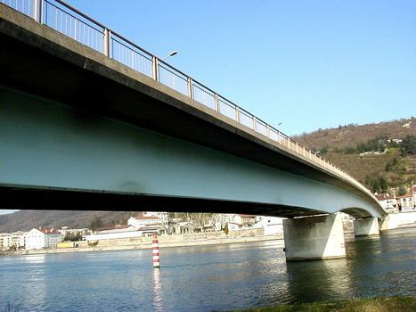Saint-Vallier - Pont sur le Rhône - Ensemble