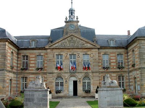 Rathaus, Sainte-Ménehould