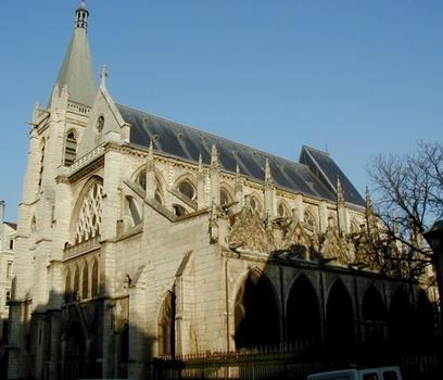 Saint Séverin Church