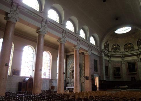 Mâcon - Cathédrale Saint-Vincent